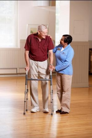 Mobility Assistance - Our Comfort Keepers assist clients as needed with mobility to help them maintain as active a lifestyle as possible. Being able to get out and about offers both physical and mental health benefits to seniors. Physical health benefits of activity include increased stamina and energy, a strengthened heart, lower blood pressure and improved digestion and sleep. In addition, activity improves mood, releases stress and increases mental alertness.