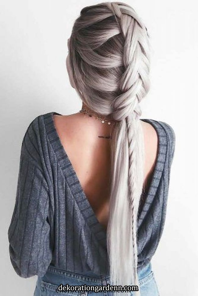 Frisuren Zopf Lange Haare Geflochtene Haare Und Frisuren Langhaar