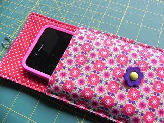 Samelia's Mum: Mobile Phone (iPhone) Case - Tutorial