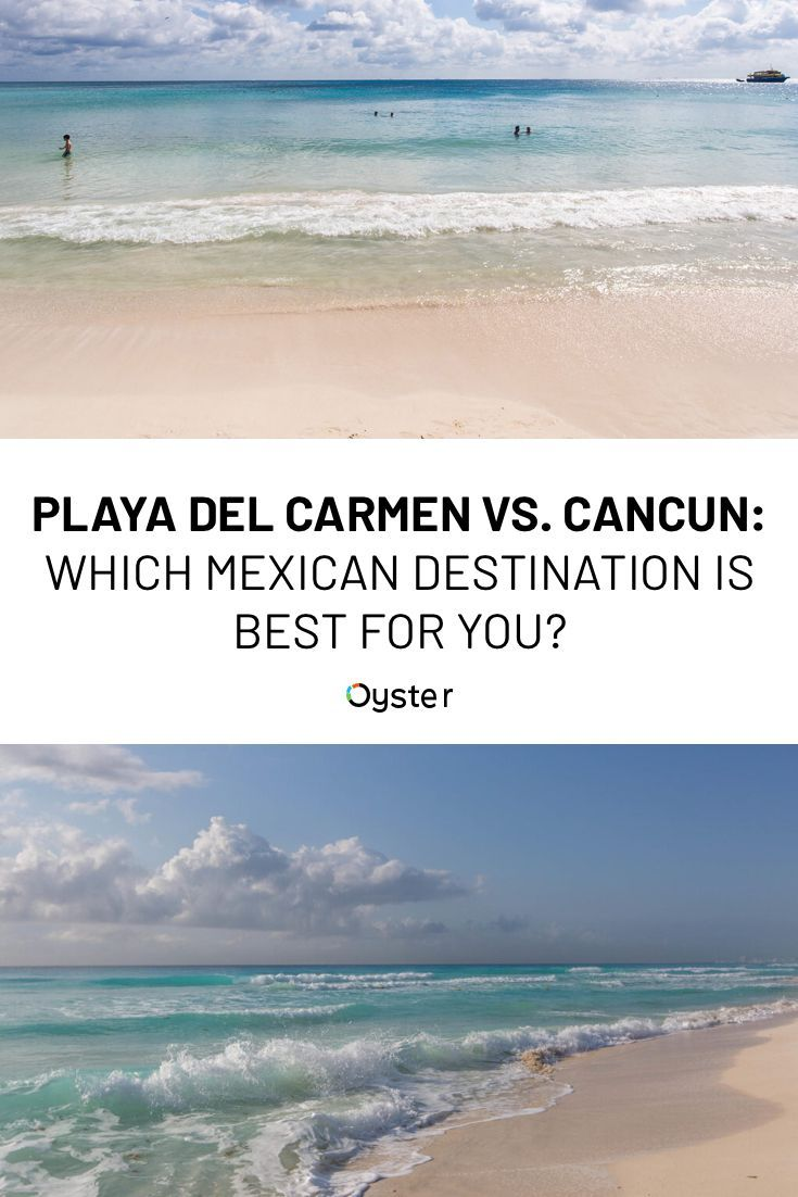 Playa Del Carmen Vs Cancun Which Is Best For You With Images