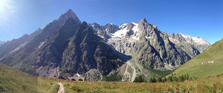 2012, agosto. Monte Bianco 2.