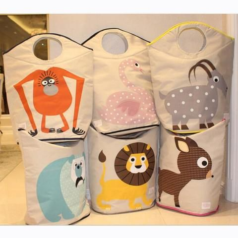 laundry basket storage bag for toy - UrbanLifeShop