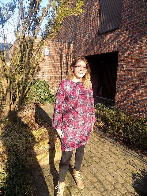 Blogtour: Norah's Dress Lieveke&zus