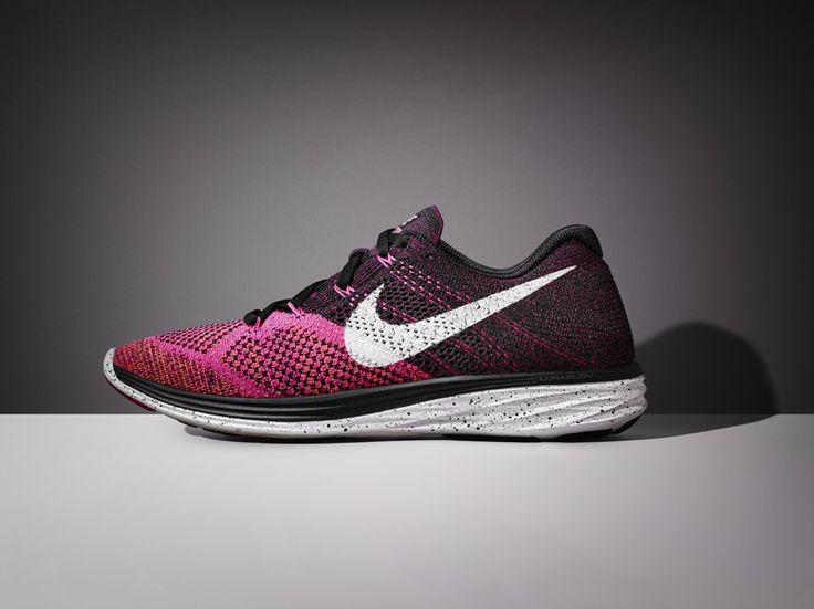 #Nike Flyknit Lunar 3 #sneakers