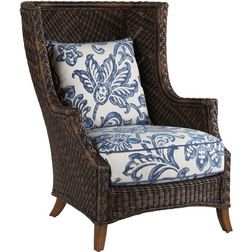 Tropical Outdoor Lounge Chairs by Unlimited Furniture Group