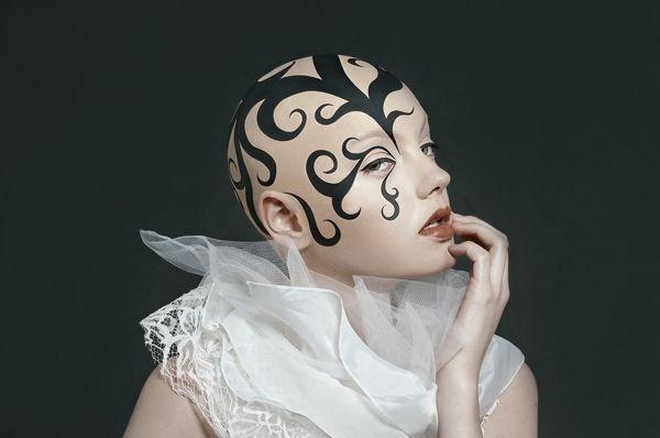 Creative Beauty by Kimberley Munro, via Behance