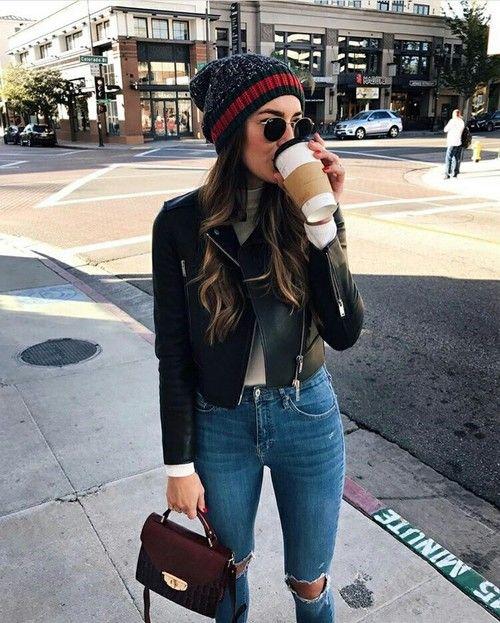 Outfits que cambiarán por completo si les añades unos lentes