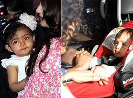 Aaradhya Bachchan vs. AbRam Khan - All India News