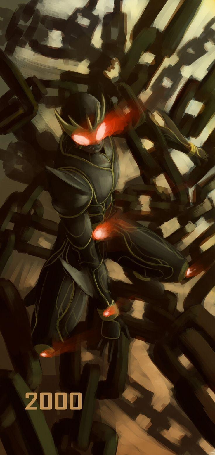 http://lamchunhin.deviantart.com/art/Kamen-Rider-Kuuga-302090342