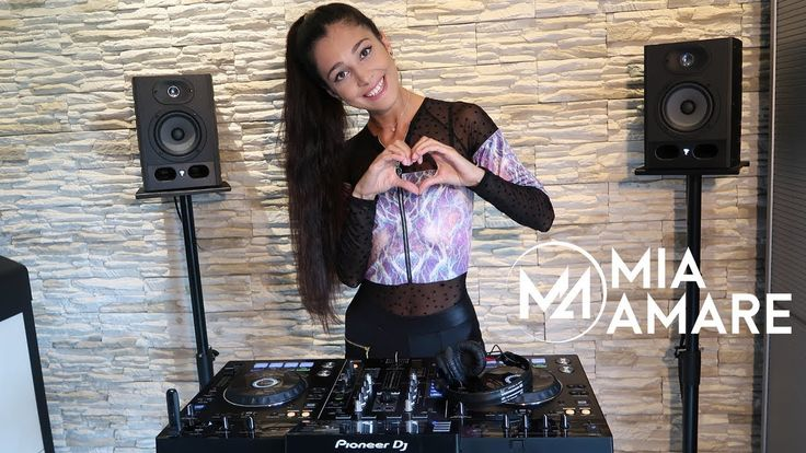 💋Happy House 18💋 Mia Amare Pioneer best future house music 2017 Djane Mix
