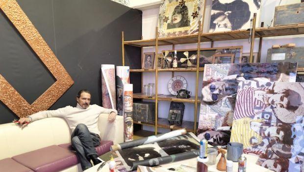 A Maison&Objet 2014 l'arredamento unico con il riciclo creativo di Gianluca Serra