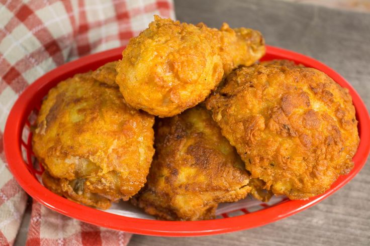 Homemade KFC Fried Chicken doesn't get much better than this. This easy copycat KFC recipe tastes like the real thing! It's an easy to follow fried chicken recipe that has the perfect spice to it. Add some mashed potatoes and some cole slaw and you're set!