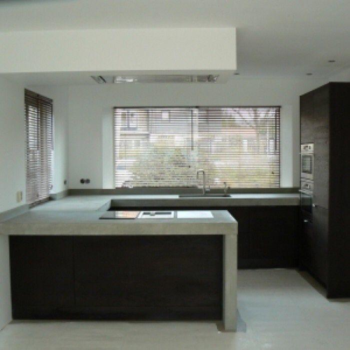 1000 idee n over keuken hoekkast op pinterest hoek provisiekast keukenhoek en hoek keukenkast - Keuken kleur idee ...