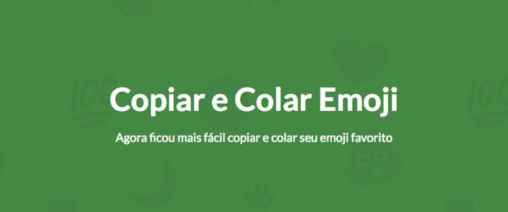 Emoji e Emoticons para copiar e colar - Digital Prime Web Solutions