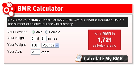 BMR is short for Basal Metabolic Rate. Your Basal Metabolic Rate is the number of calories required to keep your body functioning at rest, also known as your metabolism.