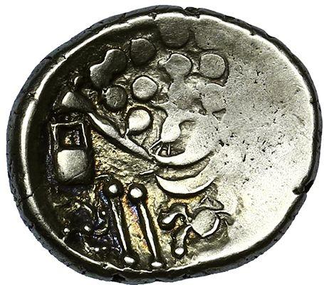 Celtic Brittain Durgotriges AV Starter (ca. 65 BC - AD 45)   Coins.ee…
