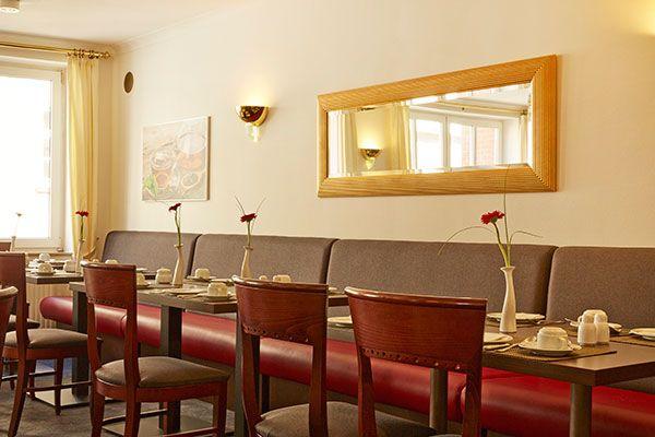 Frühstücksrestaurant | H+ Hotel Stade Herzog Widukind