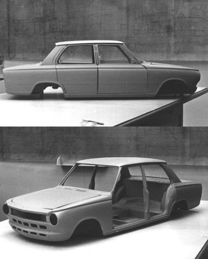Daf 4 doors Prototype