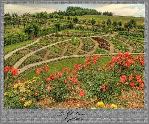 Potager Garden Design Ideas: 17 Best Images About Potager Gardens