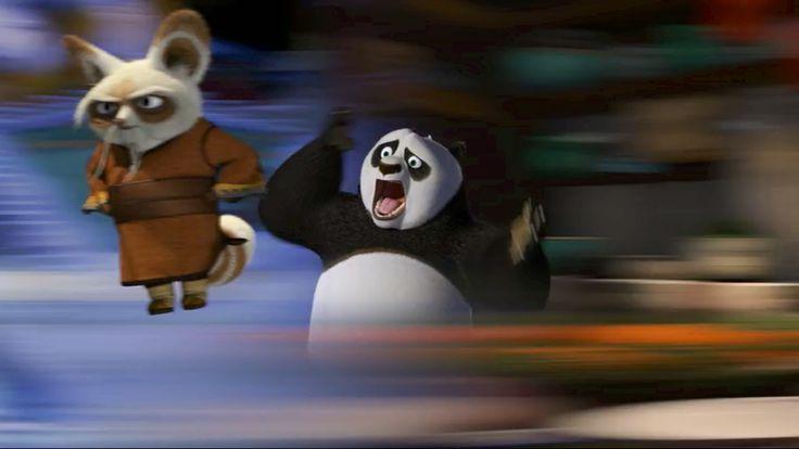 "beanbunz: "" I paused Kung Fu Panda Holiday at the perfect moment """