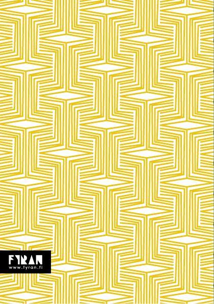 Mönsterkollektivet FYRAN / Pattern / Spårigt