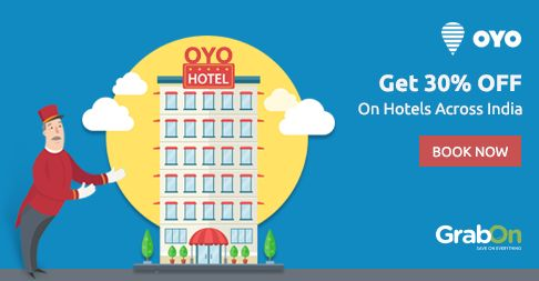 Time To Avail Incredible Discounts On #HotelRooms.#OYO Super Deal Brings Fantastic #Flat 30%OFF.Make your stay delightful with this stunning offer