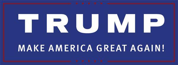 Donald Trump 2016 Presidential Campaign Logo
