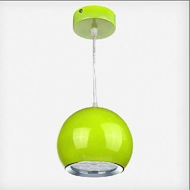 18w LED Droplight Apple Shape Dining Room Light LED Pendant Lights AC85-265v – AUD $ 85.79