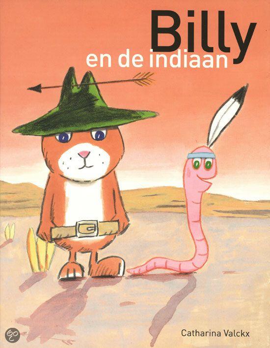 Catharina Valckx - Billy en de indiaan