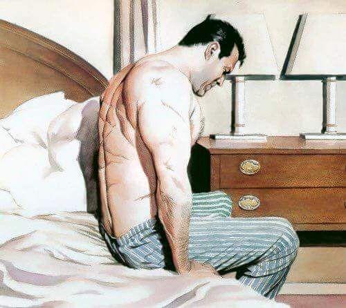 Bruce Wayne by Alex Ross