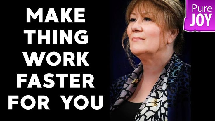 Abraham Hicks Make Things Work Faster For You! - YouTube