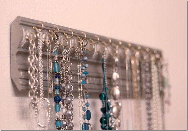 Porte-bijoux moulure