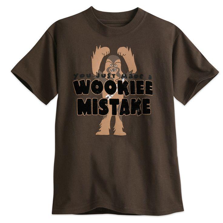 Chewbacca T-Shirt for Boys - Star Wars
