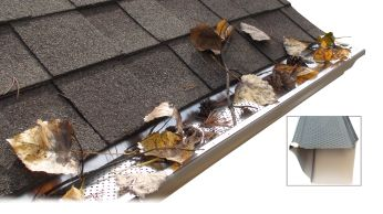 Gutter Guard - Gutter Leaf Guards