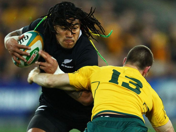 In pics: Australia 19 New Zealand 27