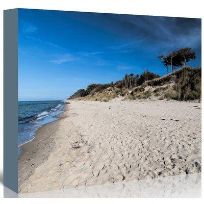 East Urban Home 'Beach Sea Coast' Graphic Art Print