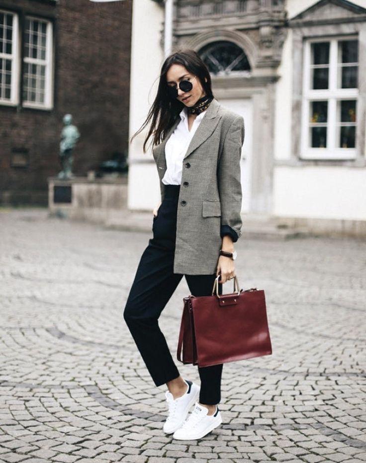 El Estilo De Blazer Que Está En Todos Lados – Y Como Usarlo | Cut & Paste – Blog de Moda