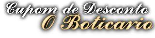 Codigo Cupom de /desconto o Boticario: Cupom de Desconto o boticario dezembro…