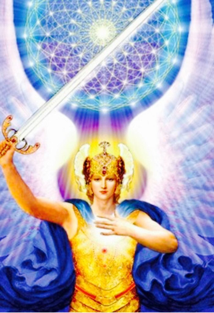 Etheric cord cutting with Archangel Michael Ceremony