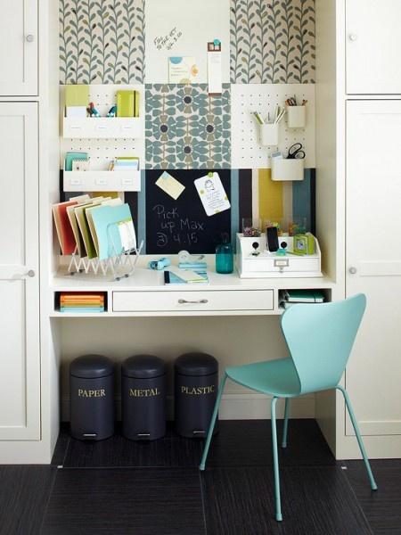 cute wall, cute chair~