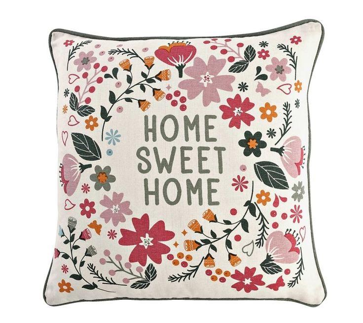 Povlak na polštářek s potiskem, sada 2 ks   blancheporte.cz #blancheporteCZ #blancheporte_cz #hometextile #textil #domov #dekorace #vanoce