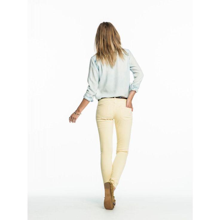 john-andy.com   Maison Scotch la parisienne jeans