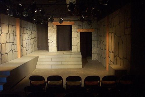 macbeth set design - Google Search