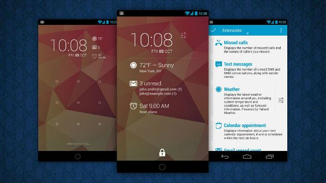 DashClock Is the Perfect Clock Widget for Your Android's Lock Screen