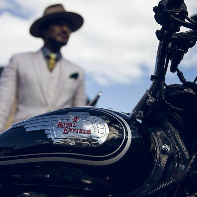 #ridedapper #gentlemansride #royalenfield #dgr2014 #classic