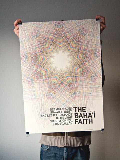 46 best bahai art design images on pinterest quotes a quotes the bahai faith poster fandeluxe Image collections