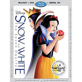 SNOW WHITE AND THE SEVEN DWARFS ..BLU-RAY + DVD + DIGITAL HD by jam on it on Opensky