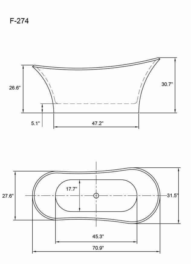 New post Trending-freestanding bathtub sizes-Visit-entermp3.info