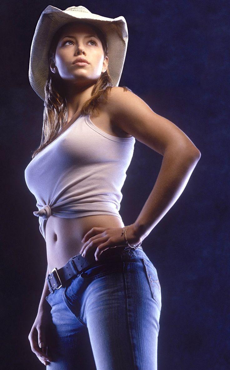 Jessica biel nue scène de film