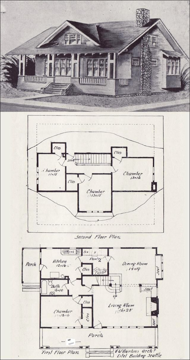 New Old House Plans Lovely Old Time House Plans Vintage Old House Plans 1900s Craftsman House Plans House Plans Vintage House Plans